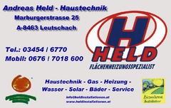Haustechnik Andreas Held