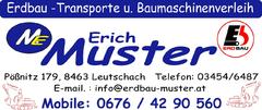 Erdbewegung Erich Muster